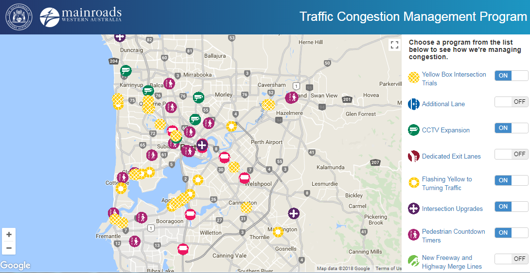 Traffic Congestion Management